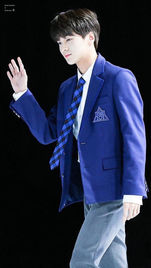 Mỹ nam Produce X 101 gây sốt với ngoại hình là phép cộng của L (Infinite) và Cha Eun Woo (ASTRO) - Ảnh 13.