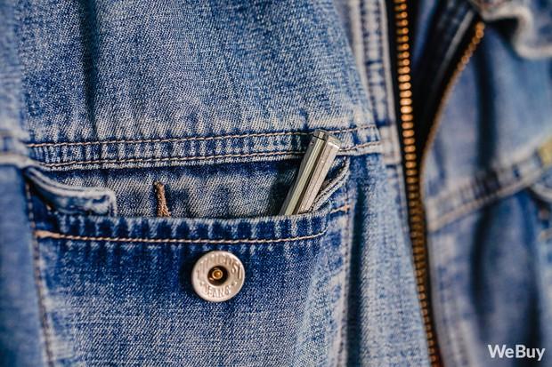 Gãi ngứa thanh lịch với dụng cụ cào lưng nhìn như cây bút mực nằm gọn trong túi áo - Ảnh 6.