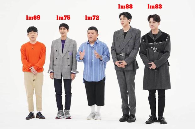 Cao 1m75 nhưng Kwanghee như hóa... người tí hon khi đứng kế 2 nam Idol khổng lồ này! - Ảnh 2.