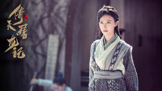 Vây quanh là 4 mỹ nhân tài sắc vẹn toàn, khán giả còn phải bối rối không biết ship Trương Vô Kỵ với ai ở Tân Ỷ Thiên Đồ Long Ký - Ảnh 3.