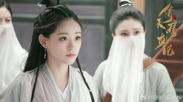 Vây quanh là 4 mỹ nhân tài sắc vẹn toàn, khán giả còn phải bối rối không biết ship Trương Vô Kỵ với ai ở Tân Ỷ Thiên Đồ Long Ký - Ảnh 7.