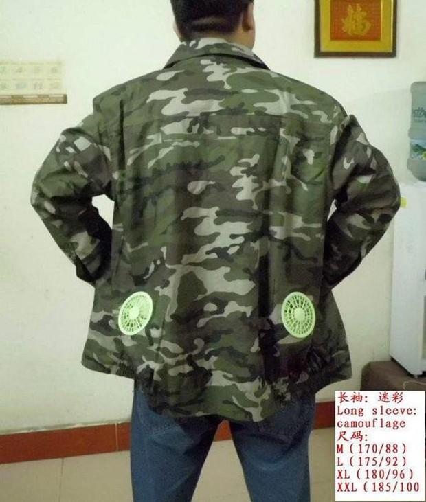 Trời chuyển nắng nóng oi bức, người Trung Quốc rủ nhau mua áo chống nắng gắn quạt điều hòa: Thấy gió mà chẳng thấy mát gì cả! - Ảnh 4.