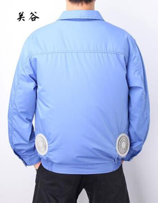 Trời chuyển nắng nóng oi bức, người Trung Quốc rủ nhau mua áo chống nắng gắn quạt điều hòa: Thấy gió mà chẳng thấy mát gì cả! - Ảnh 5.