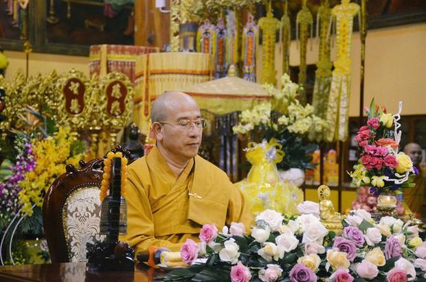 Trụ trì chùa Ba Vàng xác nhận có giải vong báo oán nhưng là tự nguyện, không ép buộc hay hù dọa - Ảnh 6.