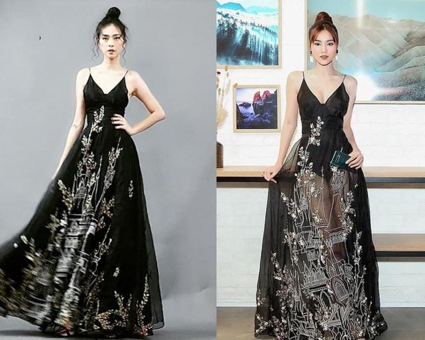 Đụng váy với Lan Ngọc kém gần 1 giáp mới thấy Ngô Thanh Vân quá đỗi trẻ trung so với tuổi thật - Ảnh 4.