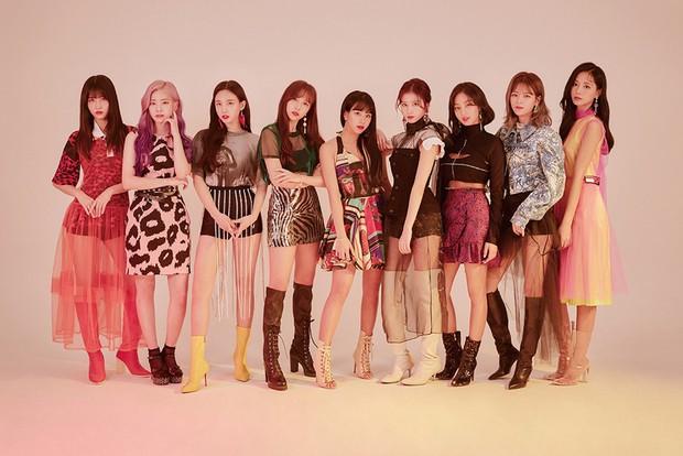 Top nghệ sĩ Kpop đạt Perfect Allkill nhiều nhất: 1 thánh nhạc số dẫn đầu, BTS vẫn xếp sau TWICE và boygroup tường thành này - Ảnh 3.