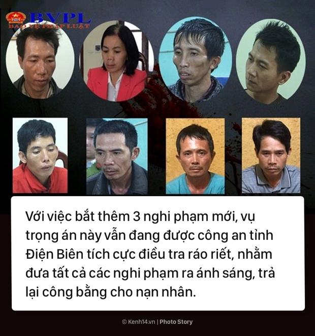 Những tình tiết gây sốc khi bắt giữ thêm 3 đối tượng liên quan vụ trọng án nữ sinh giao gà bị sát hại, cưỡng hiếp - Ảnh 19.