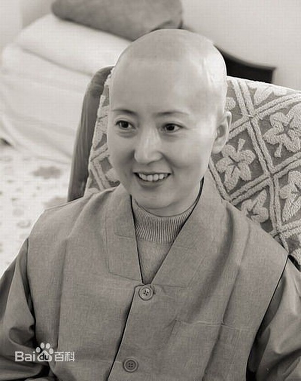 Số phận cùng cực của mỹ nhân Hồng Lâu Mộng Trần Hiểu Húc: Phim vận vào đời, tiên nữ cạo trọc vì bệnh ung thư - Ảnh 10.