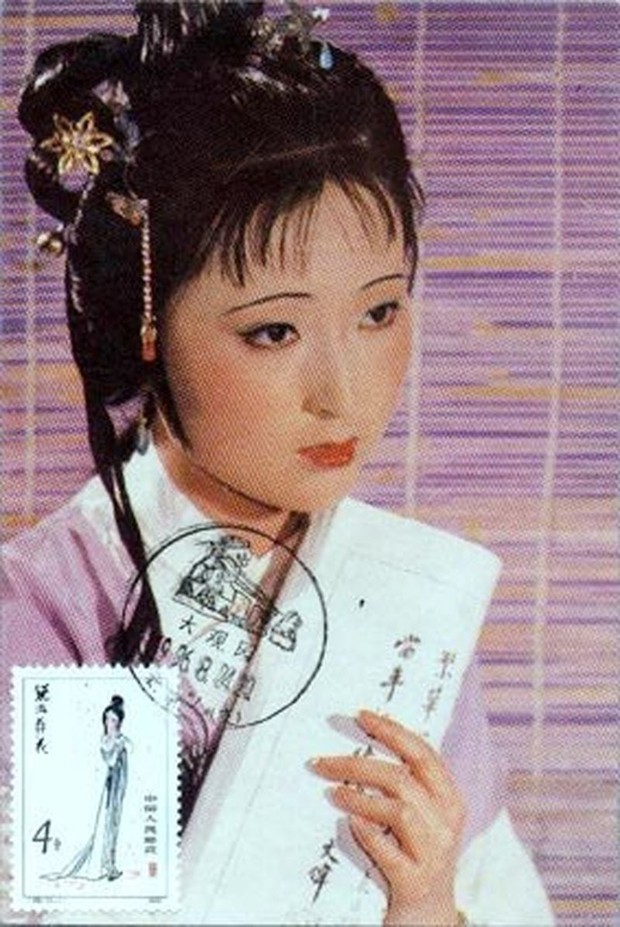 Số phận cùng cực của mỹ nhân Hồng Lâu Mộng Trần Hiểu Húc: Phim vận vào đời, tiên nữ cạo trọc vì bệnh ung thư - Ảnh 2.