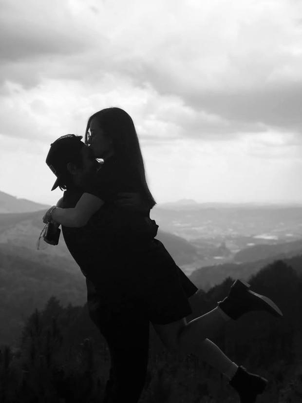 Loạt ảnh ngọt ngào cùng chia sẻ chứng minh tình yêu của Hoài Lâm và bạn gái giữa thời gian giải nghệ - Ảnh 5.