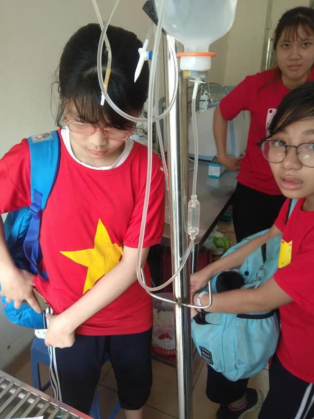 Nhóm học sinh lớp 7 quyên góp tiền cứu chú chuột hamster bị thương ở chân và câu chuyện phía sau khiến nhiều người ấm lòng - Ảnh 3.