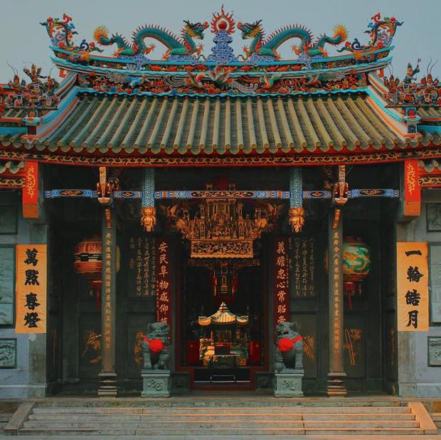 Biết là Sài Gòn có China Town nhưng không ngờ khi lên hình lại đẹp mê ly như thế này! - Ảnh 18.
