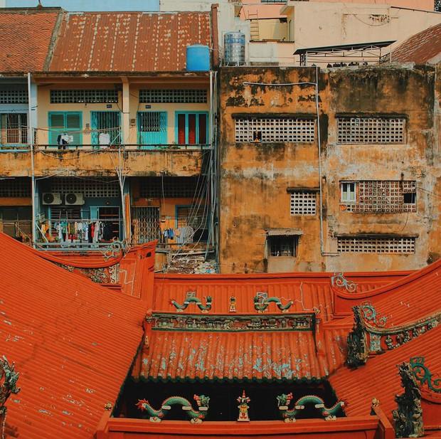 Biết là Sài Gòn có China Town nhưng không ngờ khi lên hình lại đẹp mê ly như thế này! - Ảnh 3.