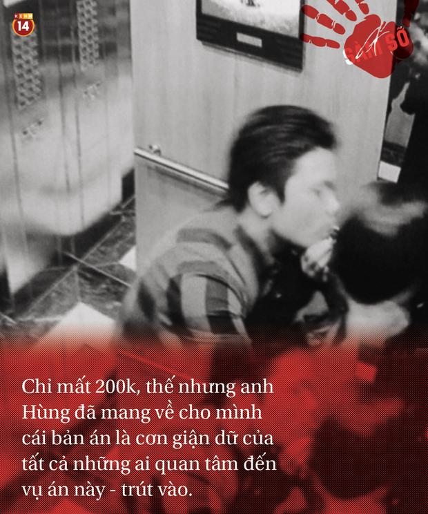 Chỉ mất 200k, Đỗ Mạnh Hùng đã mang về cho mình cái bản án là cơn giận dữ của tất cả những ai quan tâm đến vụ việc này - Ảnh 1.