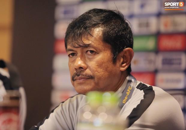 HLV U22 Indonesia cười và troll thầy Park vụ phải nhận thẻ vàng trước trận chung kết SEA Games 30 - Ảnh 2.