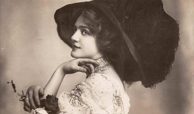 Vẻ đẹp vừa mơ màng vừa mạnh mẽ của những tuyệt sắc giai nhân khắp thế giới đầu thế kỉ 20 - Ảnh 5.