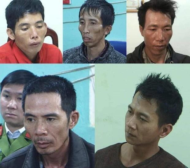 Nóng: Bắt thêm 1 nghi phạm vụ nữ sinh giao gà bị sát hại, tổng cộng 9 đối tượng đã bị khởi tố - Ảnh 2.