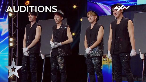 Fan hết hồn tưởng Jimin (BTS) đi thi Asias Got Talent nhưng sự thật là... - Ảnh 1.