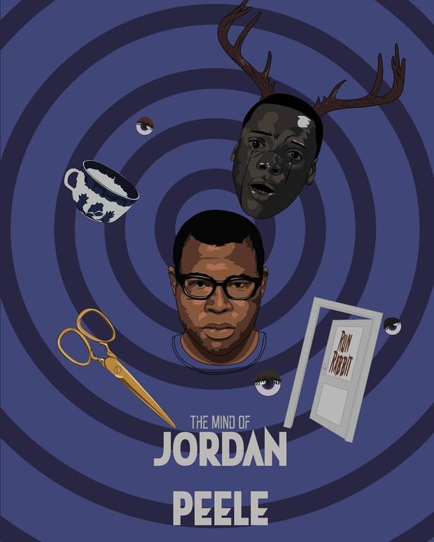 """Jordan Peele: Từ gã mua vui cho thiên hạ tới """"Ông Kẹ"""" gieo rắc ác mộng của người Mỹ - Ảnh 3."""