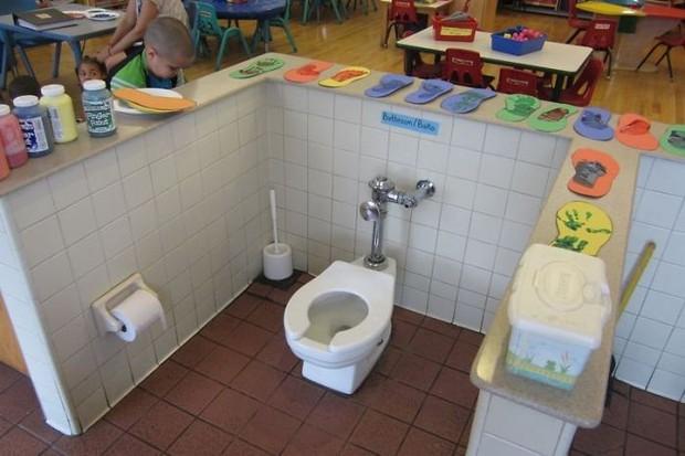 20 thiết kế nhà vệ sinh thảm họa khiến dân mạng thủ thỉ: Thôi, thà nhịn còn hơn - Ảnh 9.