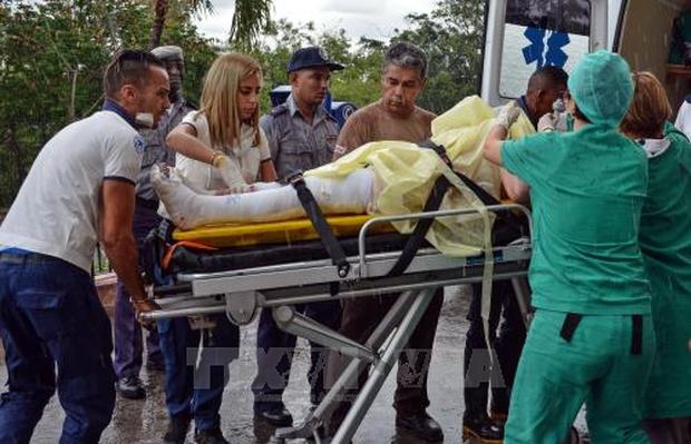 Người sống sót duy nhất trong tai nạn máy bay tại Cuba năm 2018 xuất viện  - Ảnh 1.