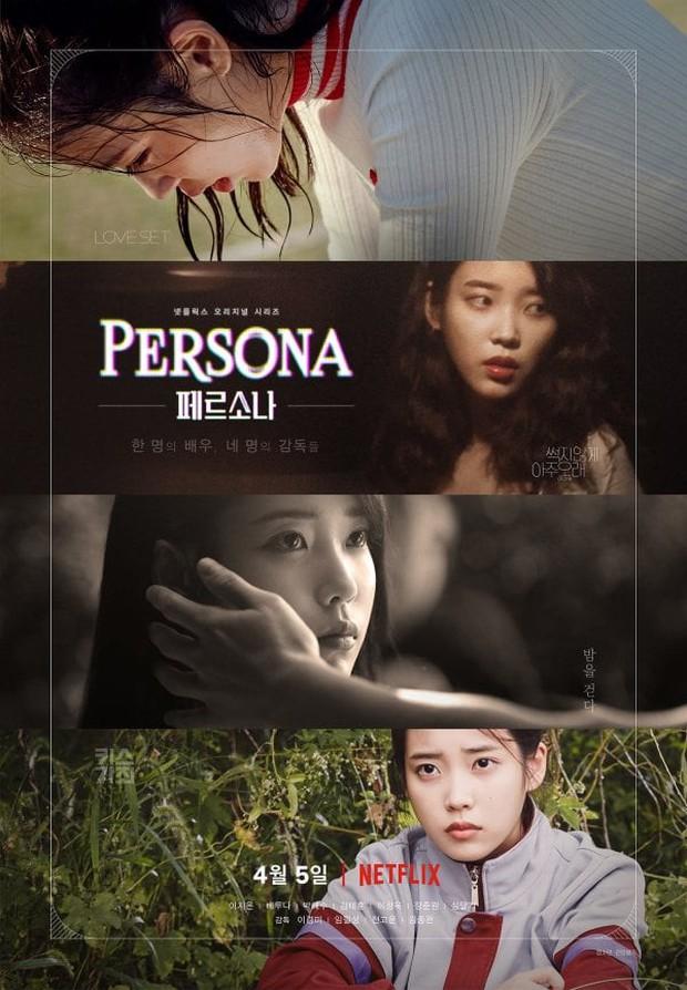 IU tung teaser một mình cân 4 vai, dàn diễn phụ còn có sao đình đám Bae Doo Na góp mặt - Ảnh 2.