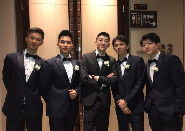 Danh tính kẻ thứ ba cướp vai chú rể trong đám cưới của couple đũa lệch hot nhất Trung Quốc - Ảnh 3.