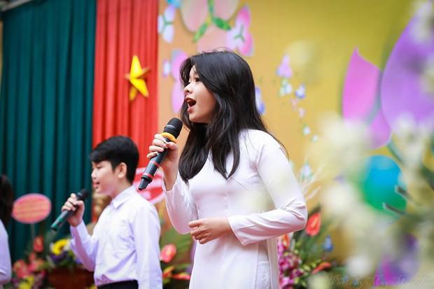 Hội con út nhà sao Việt: Không xinh đẹp như mỹ nhân cũng tài năng chẳng kém ai! - Ảnh 7.