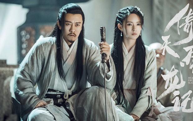 Gạt Trương Vô Kỵ ra rìa, fan Tân Ỷ Thiên Đồ Long Ký ào ào khen Dương Tiêu: Sao anh này đẹp thế! - Ảnh 7.