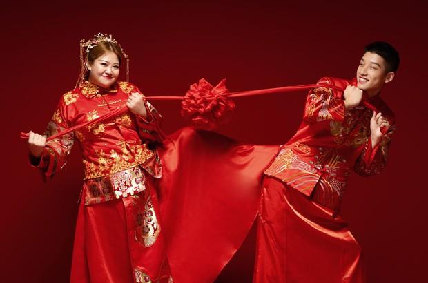 Cặp đôi đũa lệch nổi tiếng nhất Trung Quốc đã chính thức về chung một nhà: Anh muốn cho em một đời hạnh phúc! - Ảnh 7.