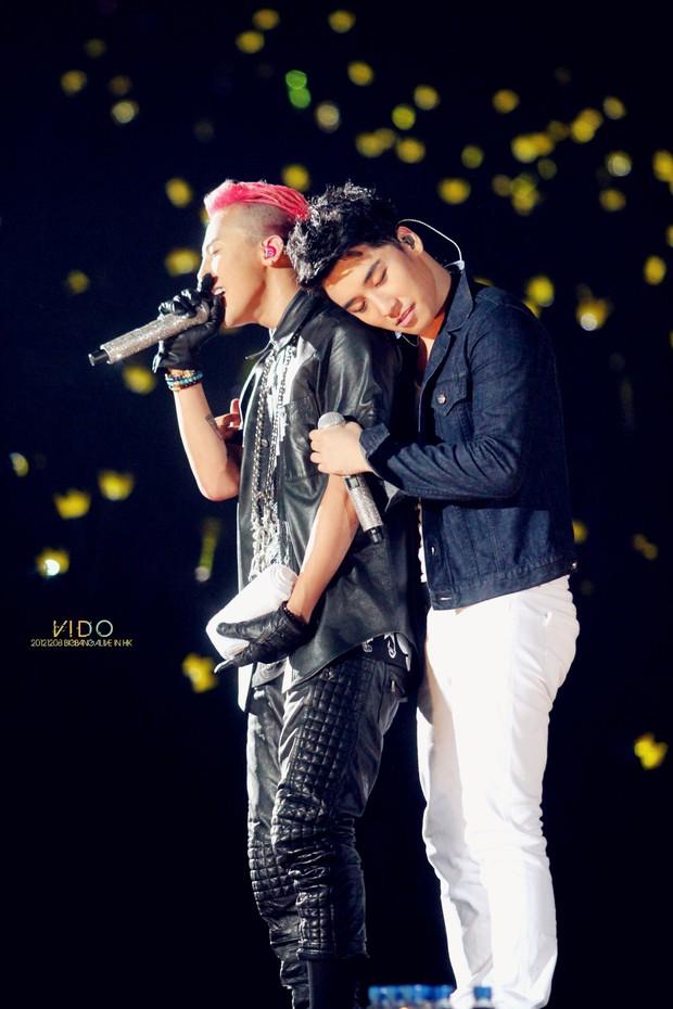 Thuyền G-Dragon và Seungri lật tan tành: Những khoảnh khắc tình cảm không thể thấy lại của cặp đôi huyền thoại - Ảnh 9.