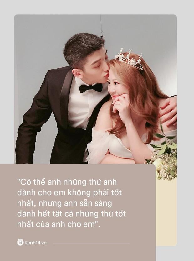 Ngôn tình có thật của cặp đũa lệch nổi tiếng nhất Trung Quốc: Mập lên rồi em bị kẹt ở tim anh, không ra được nữa! - Ảnh 10.