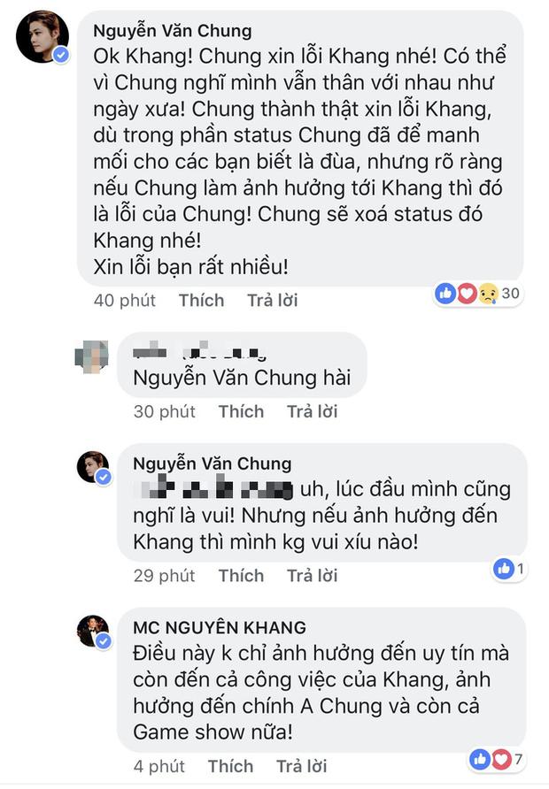 Nguyên Khang bị nghi tiết lộ đáp án Confetti cho nhạc sĩ Nguyễn Văn Chung, sự thật là gì? - Ảnh 4.