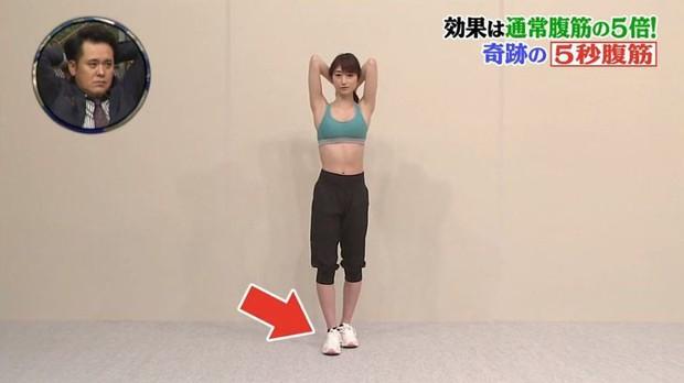 Học huấn luyện viên Nhật Bản cách giảm 5cm vòng eo chỉ trong 2 tuần nhờ 3 bước đơn giản - Ảnh 2.