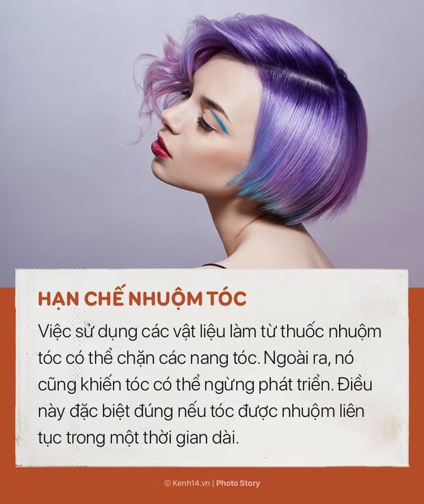 Rụng tóc không còn là nỗi lo nếu bạn thử những mẹo đơn giản này - Ảnh 5.