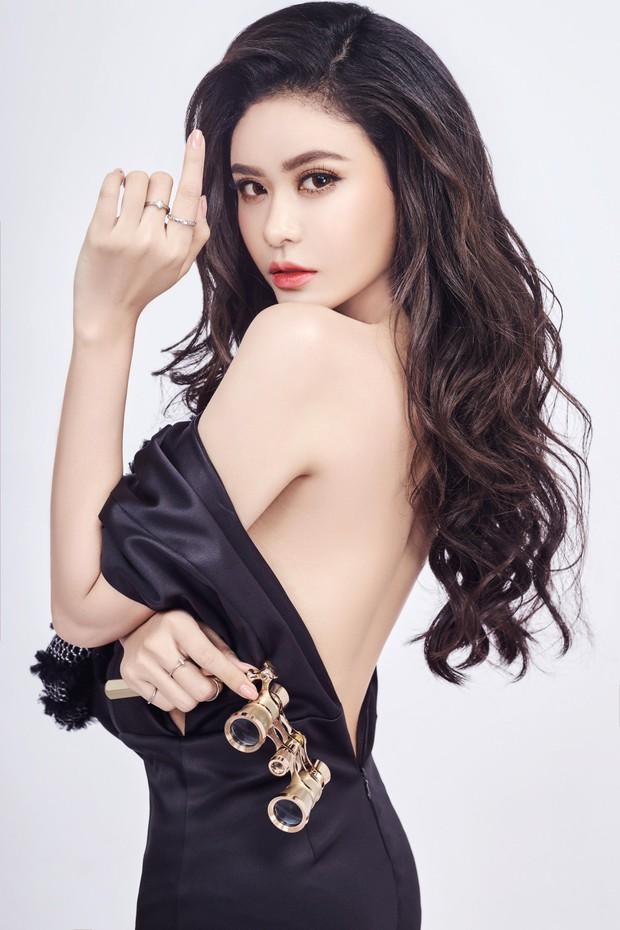"""Trương Quỳnh Anh """"lột xác"""" hình ảnh sau đổ vỡ hôn nhân, tuyên bố: """"Sẽ mạnh mẽ và phải yêu thương bản thân mình hơn - Ảnh 3."""