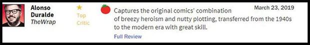 Thánh nhây Shazam đạt 93% trên Rotten Tomatoes, được giới phê bình gọi là phim DC hay nhất từ trước đến nay - Ảnh 6.