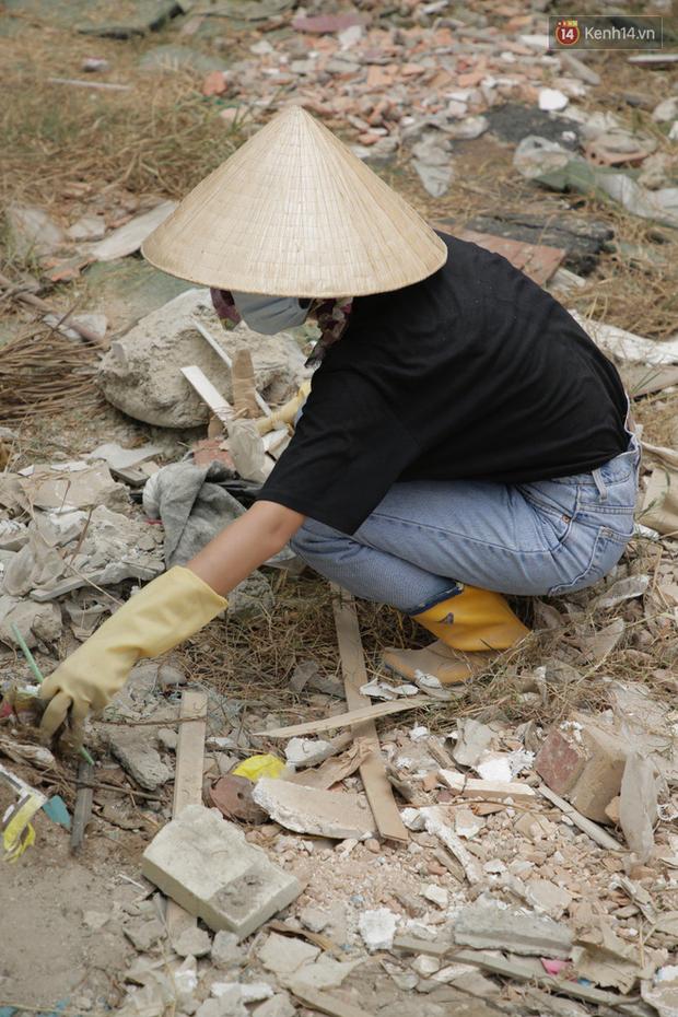 Chi Pu và Quỳnh Anh Shyn nhập cuộc Thử thách dọn rác: Khi việc làm ý nghĩa lan tỏa ngày càng mạnh mẽ! - Ảnh 7.