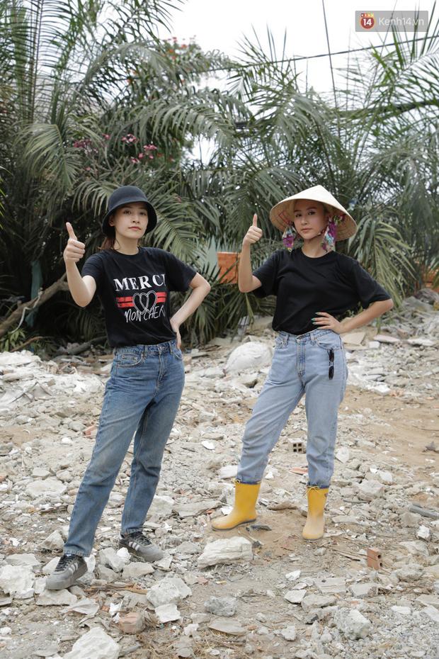 Chi Pu và Quỳnh Anh Shyn nhập cuộc Thử thách dọn rác: Khi việc làm ý nghĩa lan tỏa ngày càng mạnh mẽ! - Ảnh 12.