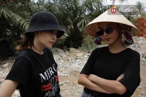 Chi Pu và Quỳnh Anh Shyn nhập cuộc Thử thách dọn rác: Khi việc làm ý nghĩa lan tỏa ngày càng mạnh mẽ! - Ảnh 10.