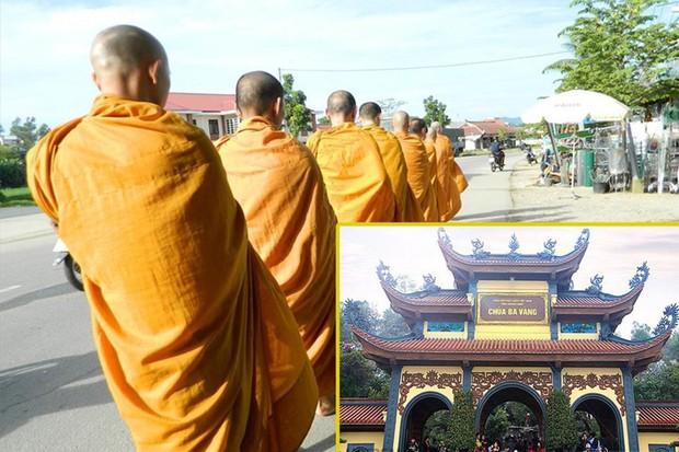 Vụ vong báo oán tại Ba Vàng: Tâm sự cay đắng của nhà tu rời chùa - Ảnh 1.
