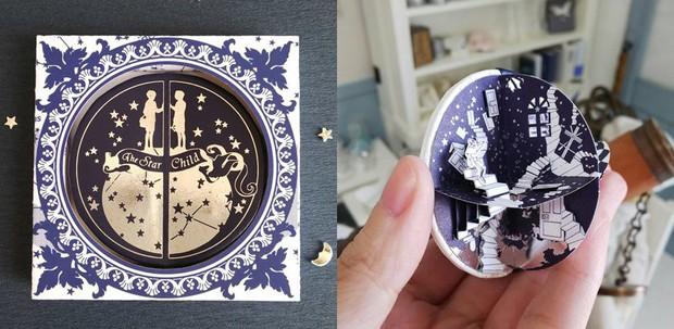 Lại là Nhật: Lật giở cả thế giới qua loạt sách mô hình bé bằng móng tay, giá khởi điểm 370.000 đồng/bộ - Ảnh 7.