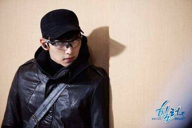 Ji Chang Wook - Nam thần may mắn né được đạn từ Burning Sun - Ảnh 4.
