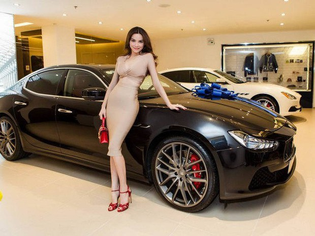 Choáng với những bộ sưu tập siêu xe cực đắt đỏ, đáng giá cả gia tài của sao Vbiz - Ảnh 12.