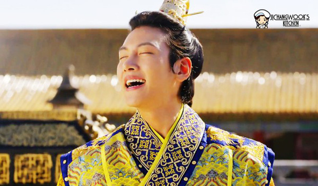 Ji Chang Wook - Nam thần may mắn né được đạn từ Burning Sun - Ảnh 8.
