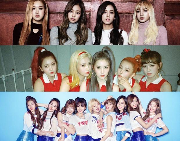 Bị chê flop đủ đường, Red Velvet vẫn thắng ITZY, lập thành tích cả TWICE lẫn BLACKPINK chưa làm được trong năm 2019 - Ảnh 4.