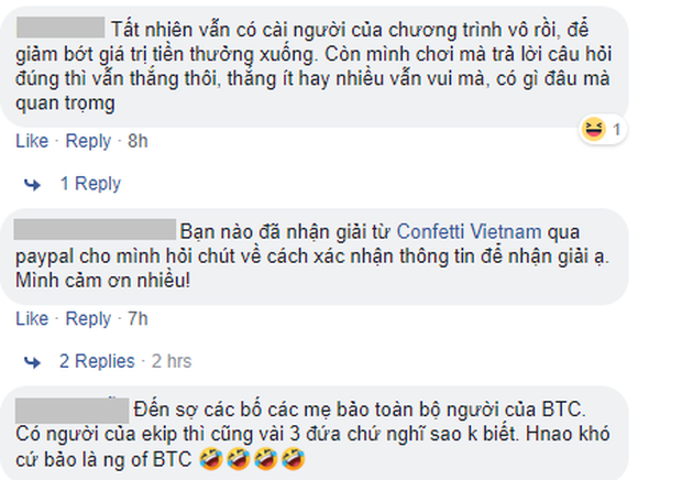 Netizen trước nghi vấn Confetti gian lận: Nhiều thuyết âm mưu được đặt ra, không ít người đòi tẩy chay - Ảnh 8.
