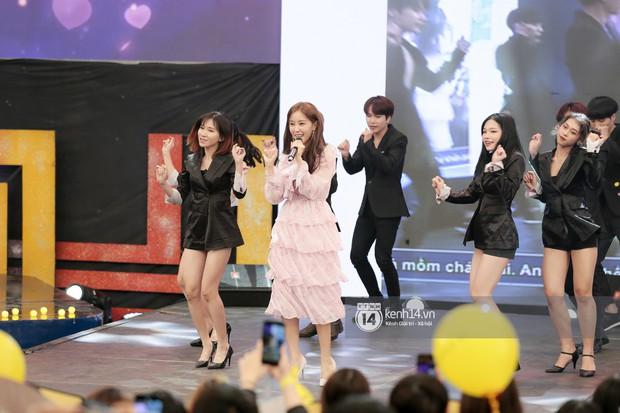 Fan phấn khích khi nghe Hyomin (T-ara) bập bẹ gọi tên chả giò, bánh tôm... trên show thực tế tại Việt Nam - Ảnh 8.