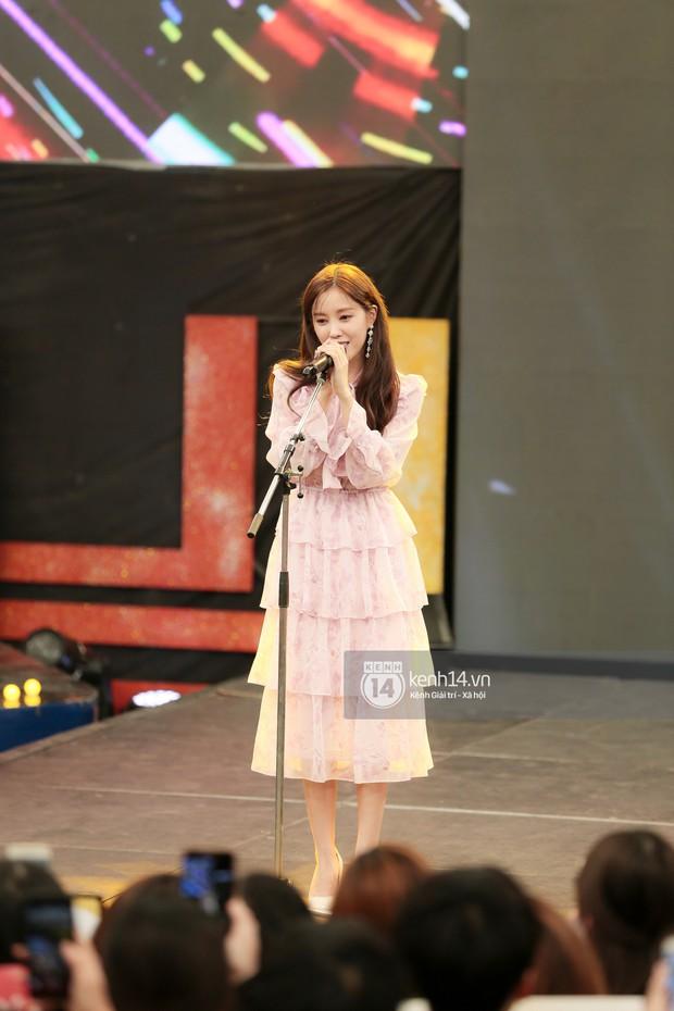 Fan phấn khích khi nghe Hyomin (T-ara) bập bẹ gọi tên chả giò, bánh tôm... trên show thực tế tại Việt Nam - Ảnh 9.