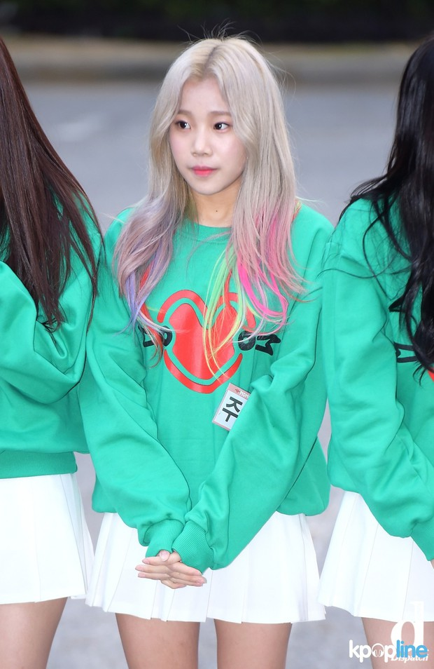 Vật đổi sao dời: Nữ idol xấu nhất lịch sử Kpop lột xác thành mỹ nữ, nhận vạn lời khen về nhan sắc, body - Ảnh 9.
